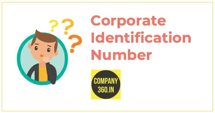 Corporate Identity Number by Company360.in