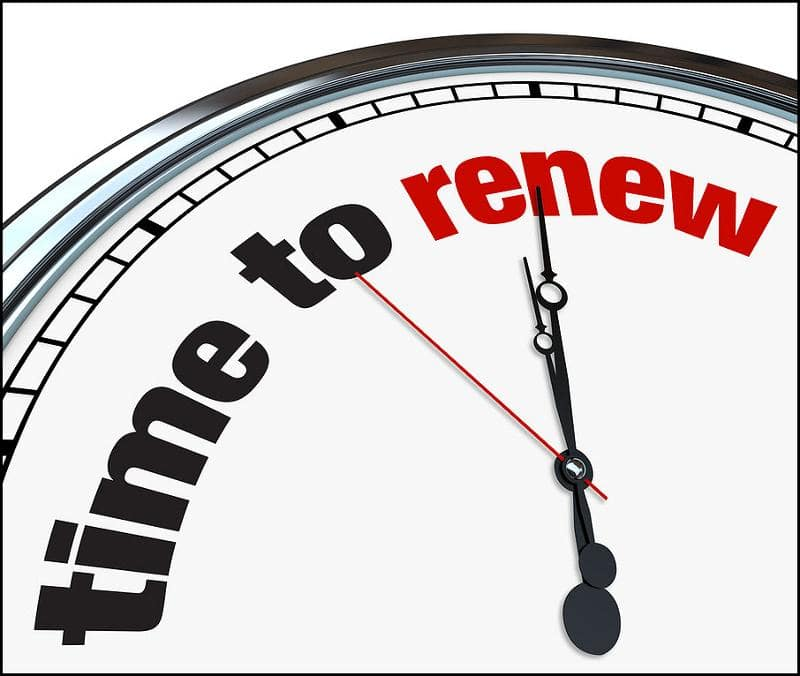 Trademark renewal in India