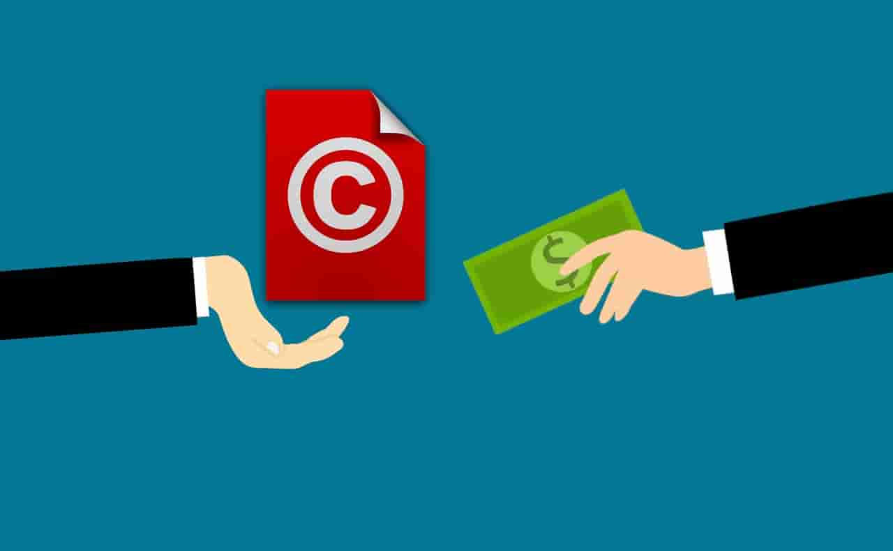 How to sell copyright in India by Company360.in