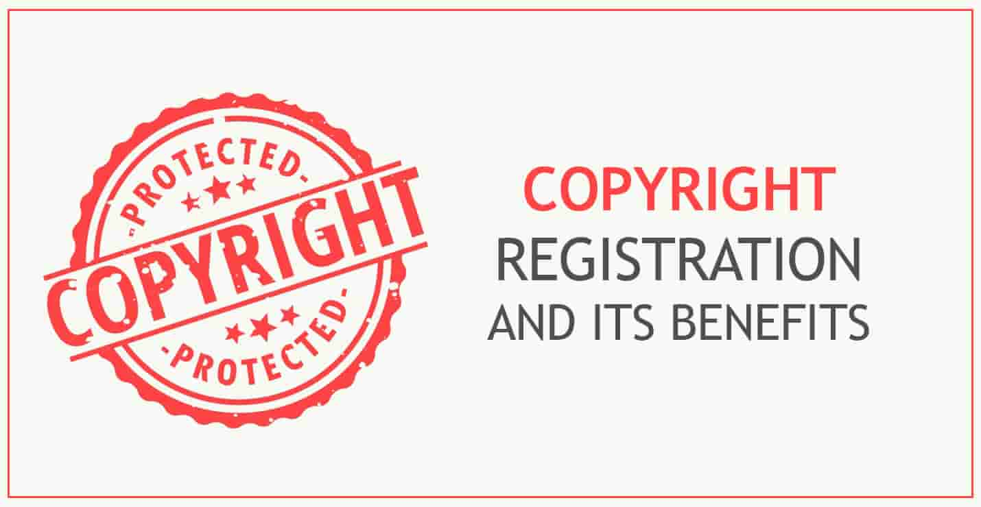 Benefits of Copyright Registration