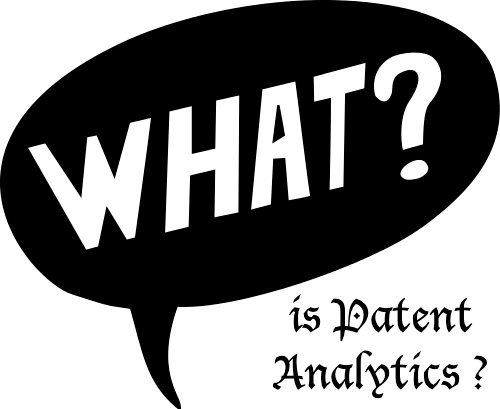 What is Patent analytics ?